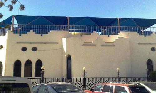 مظلة مسجد