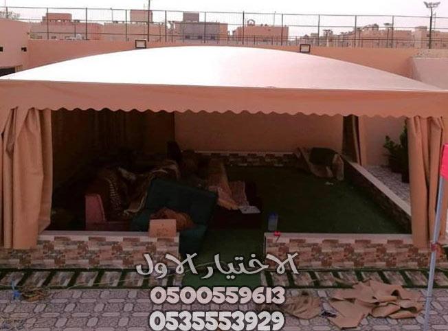 مظلات للسطح مظلات خارجية للمنازل