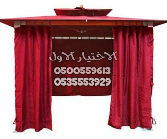 مظلات ساكو المواصفات والاسعار بالتفصيل0500559613